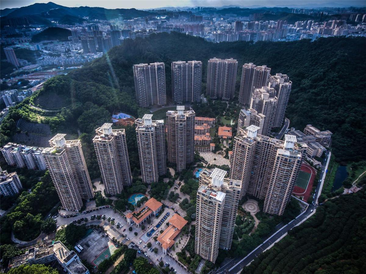 深圳淘金山湖景花园二期