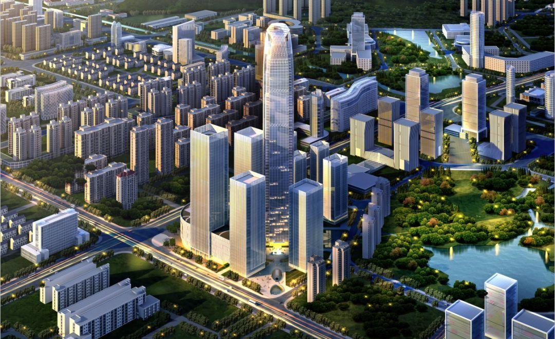 台州中央商务区