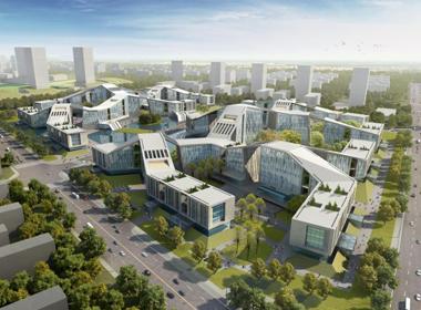 中国(南朗)广弘健康产业新城