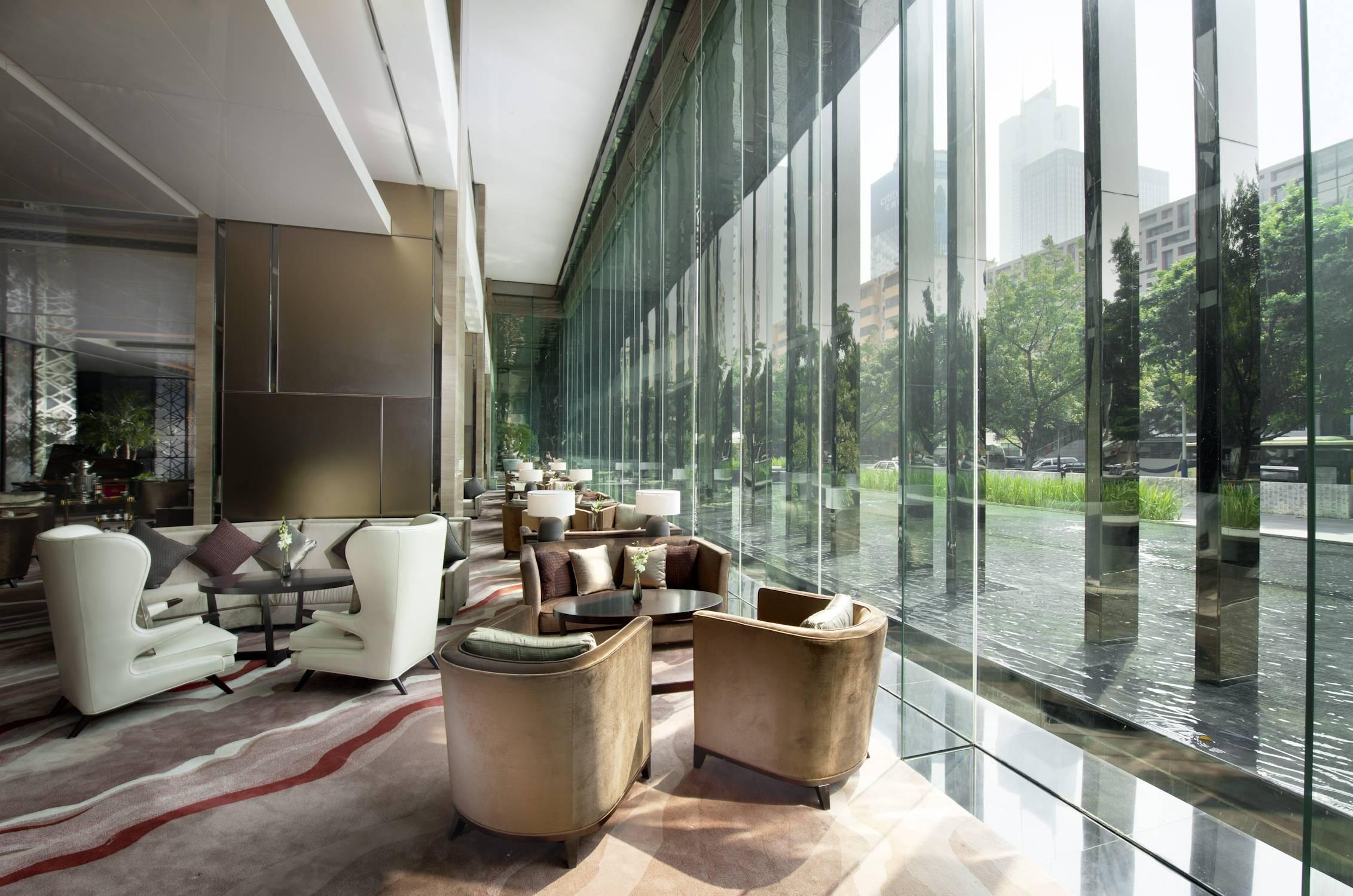 广州天伦希尔顿酒店