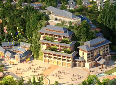北京平谷核桃洼富硒谷旅游度假区