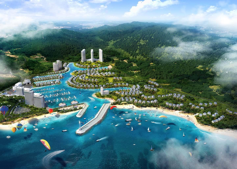 广东惠州碧海湾