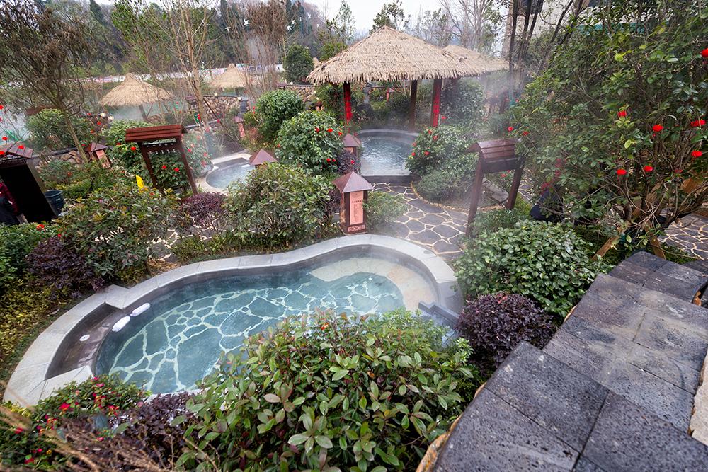 贵州百灵温泉