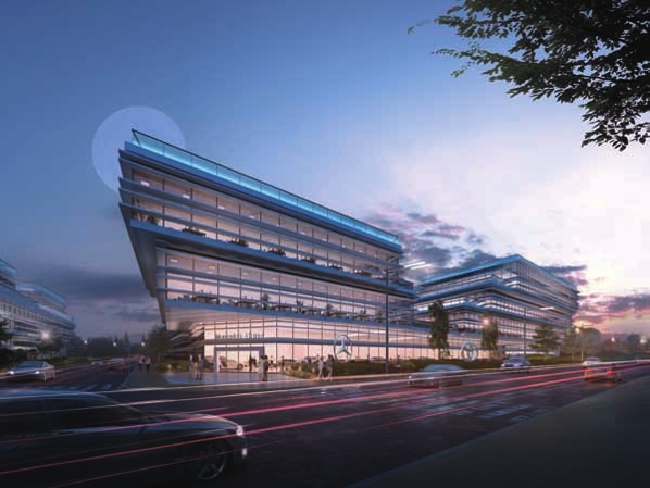 成都西部平行进口汽车物流仓储营销结算中心产业园